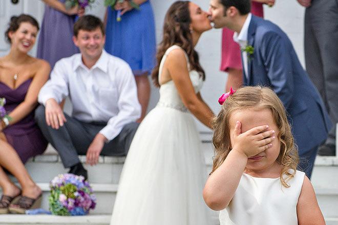 Лайфхак: дети на свадьбе