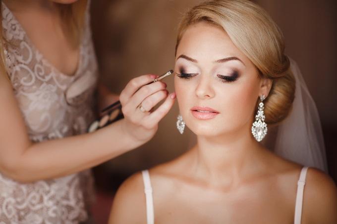 Современные тенденции свадебного макияжа
