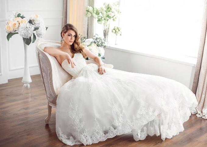 Преимущества индивидуального пошива платья