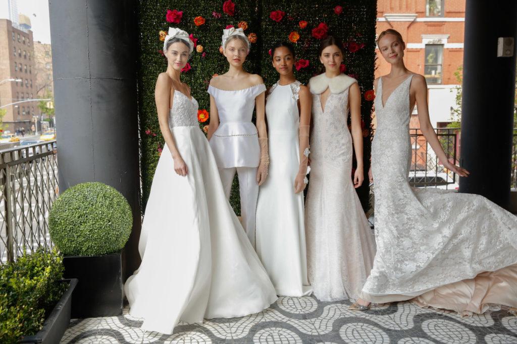 Lela Rose: коллекция свадебных платьев 2018