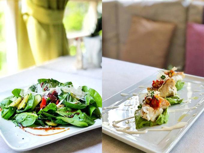 Сезон новых блюд в #Restoran_Schastie - открыт!