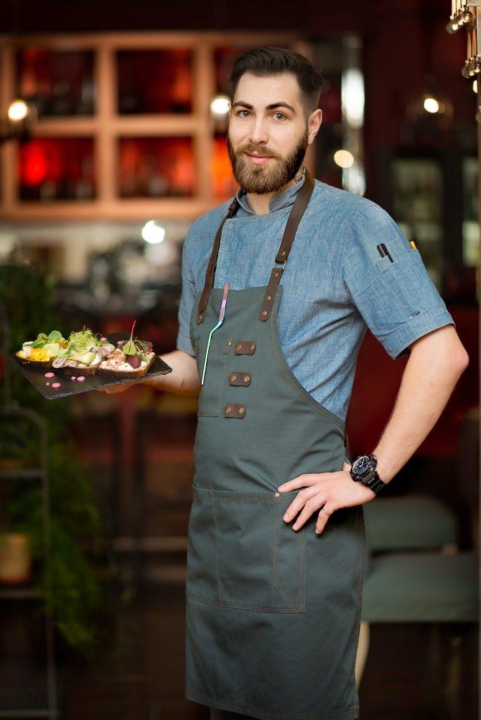 Антон Тимченко, Шеф-повар ресторана Терраса