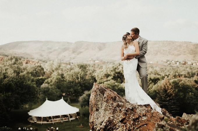 Свадьба в горах