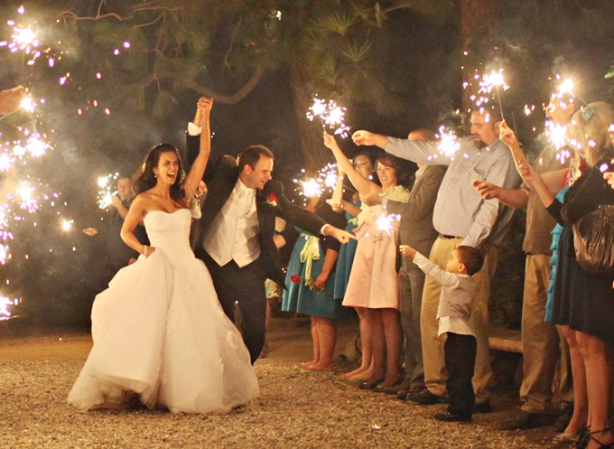Формат свадьбы - свадебная вечеринка