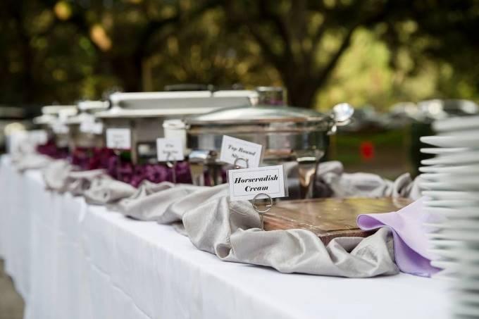 Кейтеринг на свадьбе: как учесть все нюансы