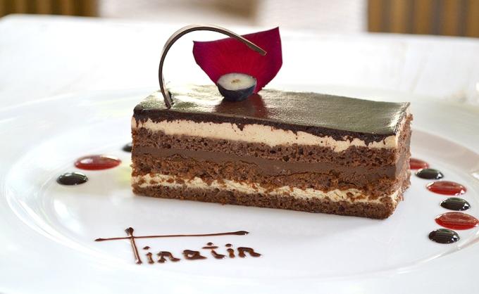 "Летнее меню от ресторана ""Тинатин"""