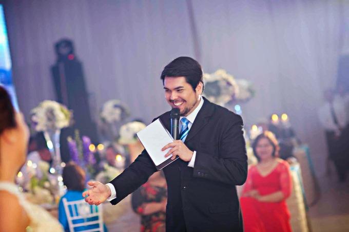 Свадебные ведущие в жанре стендап