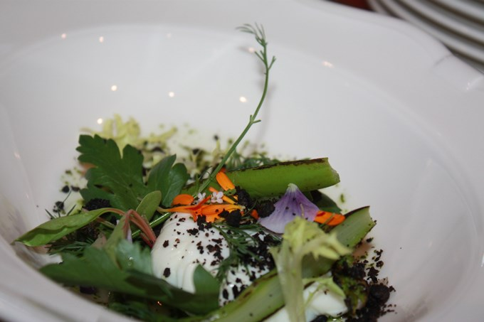 Ресторан Терраса: Ужин вслепую в Ателье Шеф-повара