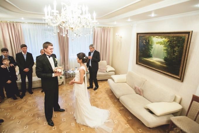 Выкуп невесты - традиция или пережиток?