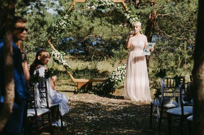 Лара и Евгений Мазур об организации свадьбы