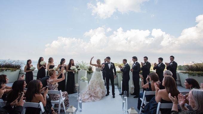 Церемония бракосочитания