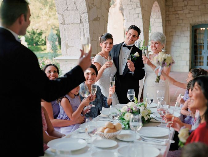 Речь на свадьбе