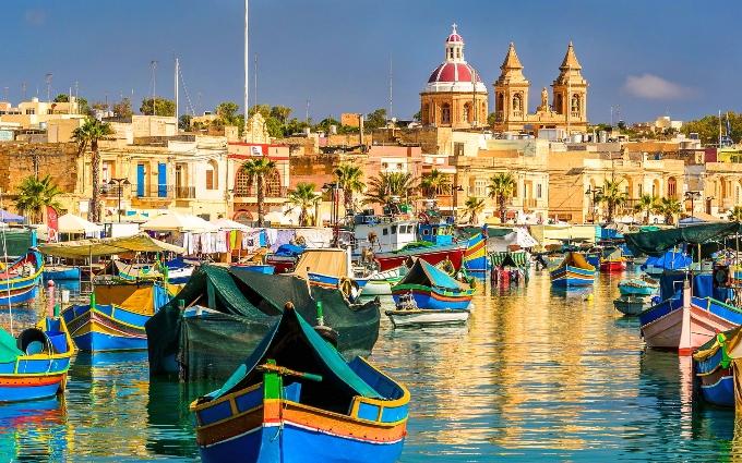 Свадебное путешествие на Мальту осенью