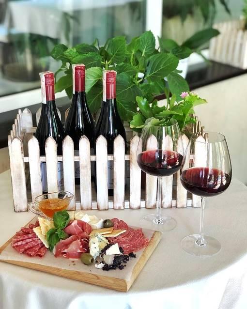 Фестиваль вина Pinot Noir