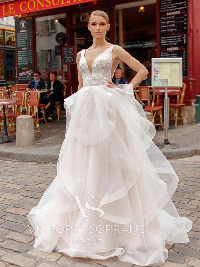 Свадебное платье Elen от Victoria Soprano Group