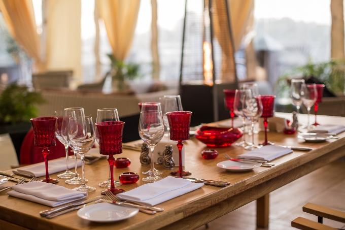 Гурме-ужин в Ателье Шеф-повара