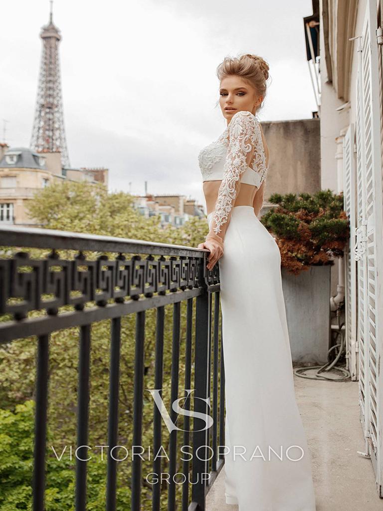 Свадебное платье Monro от Victoria Soprano Group