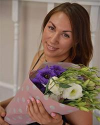 менеджер проекта Wedding.ua - Антонина Морус