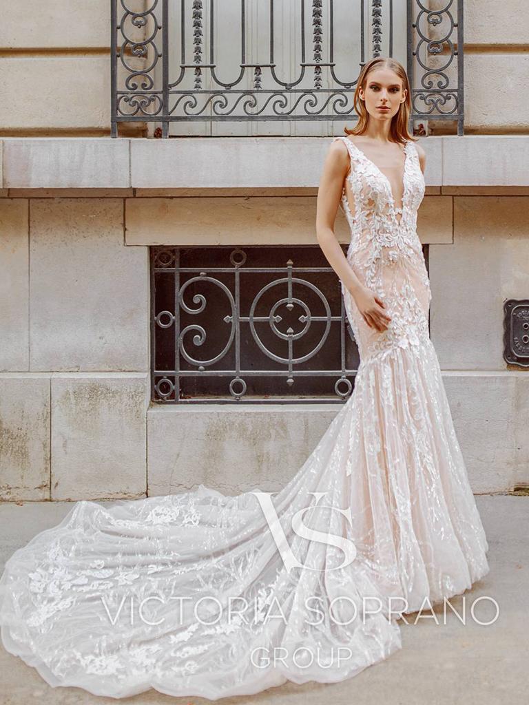 Свадебное платье Stefany от Victoria Soprano Group
