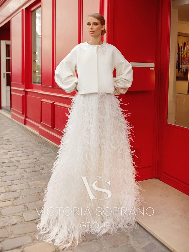 Свадебное платье Virgini от Victoria Soprano Group