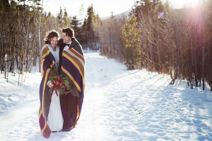 организация свадьбы зимой