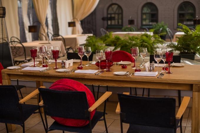 Гурме ужин в Ателье Шеф-повара