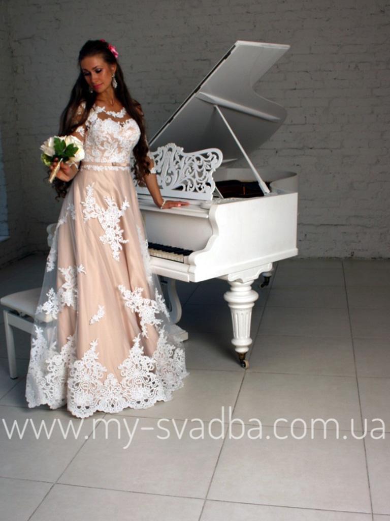 Свадебное платье Caramel
