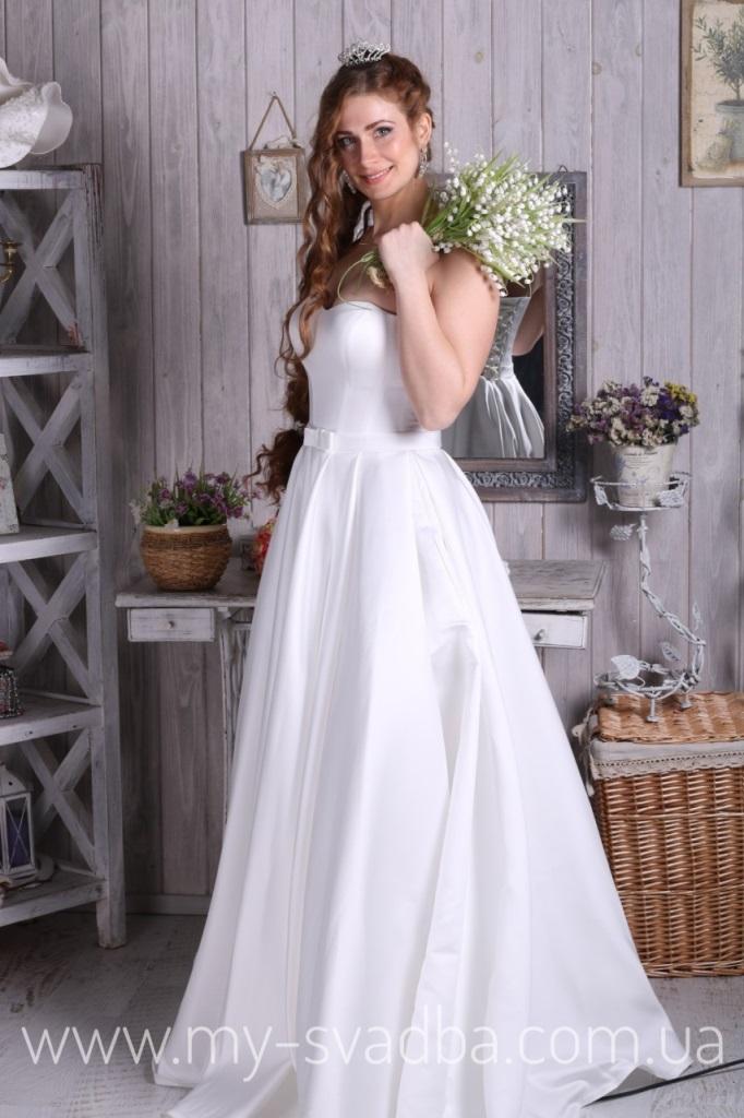"""Свадебное платье Princess от салона """"My-svadba"""""""