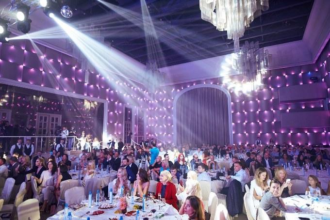 9-я ежегодная церемония награждения Cosmo Lady Awards 2018