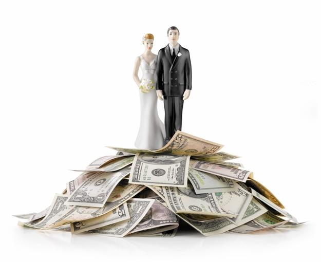 невеста отменила свадьбу