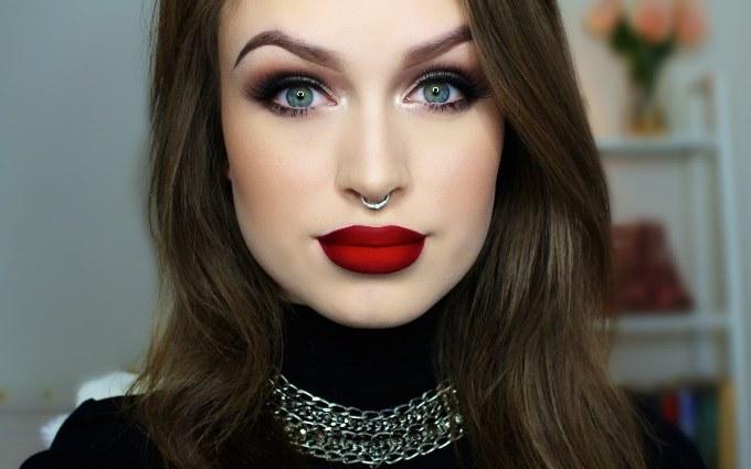 антитренды макияжа