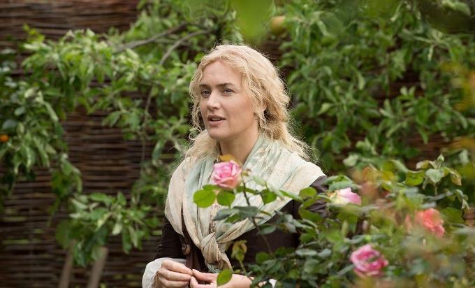 Версальский роман - фильм о флористике