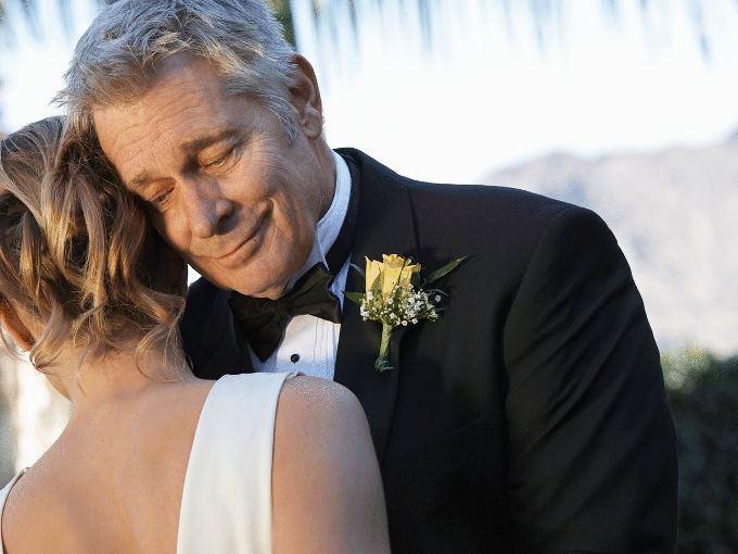 танець дочки й батька