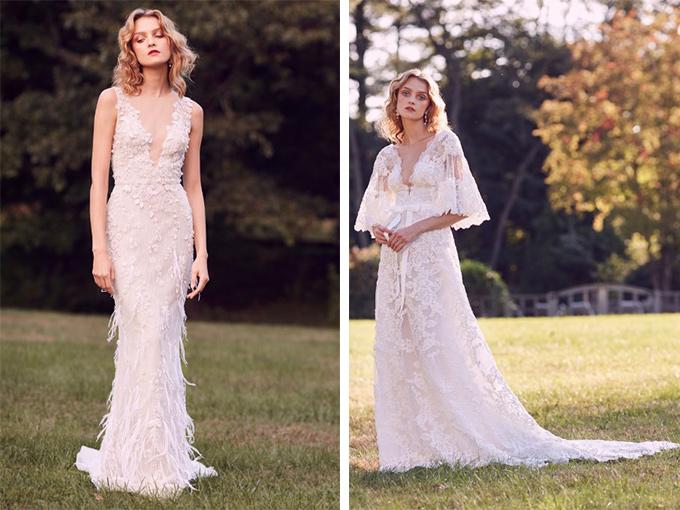 Свадебные платья новая коллекция