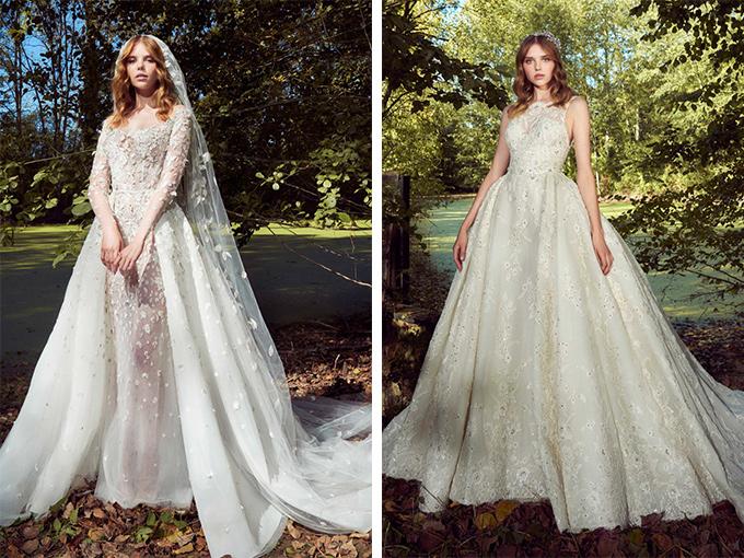 Свадебный платья Zuhair Murad 2019