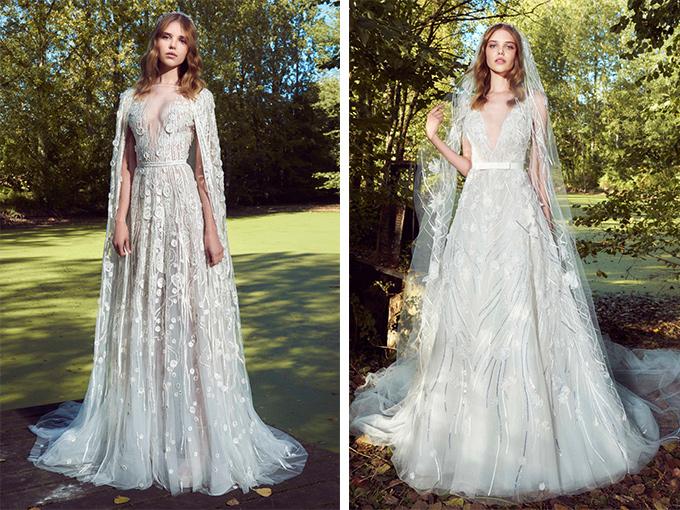Свадебные платья Зухаир Мурад