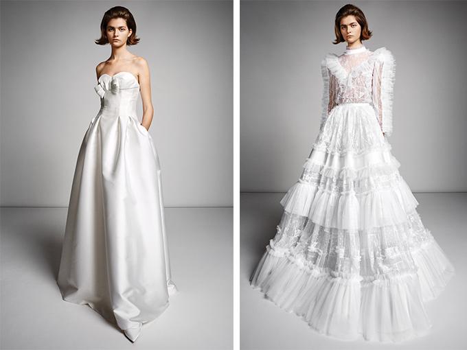 новые коллекции свадебных платьев