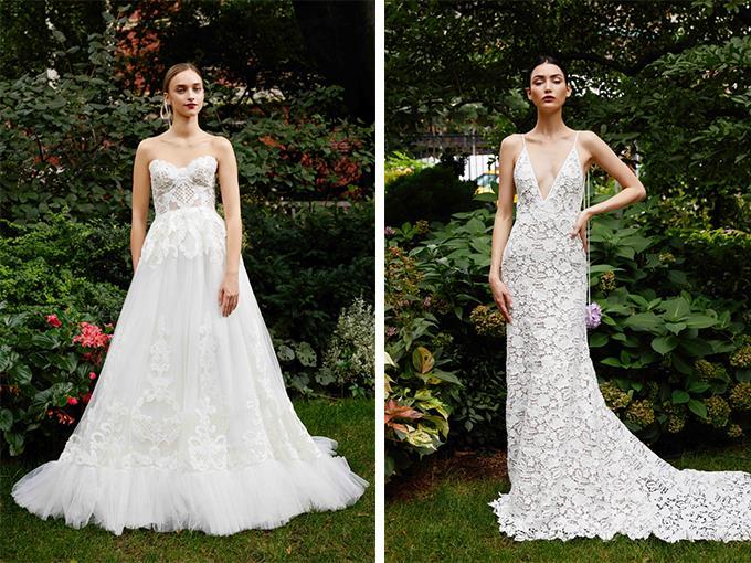 Свадебные платья Lela Rose