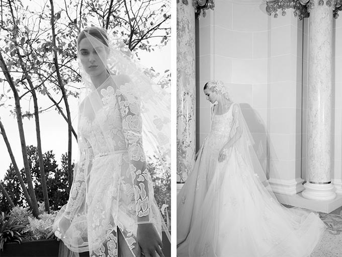 свадебные платья осень-зима 2019/2020