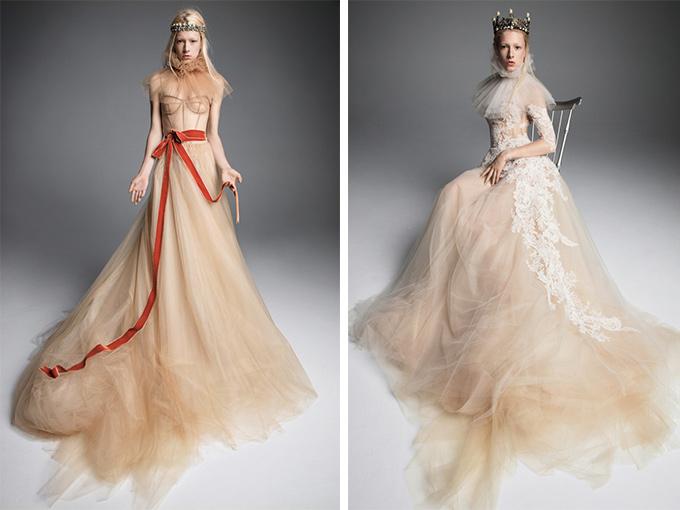 Свадебное платье коллекция 2019