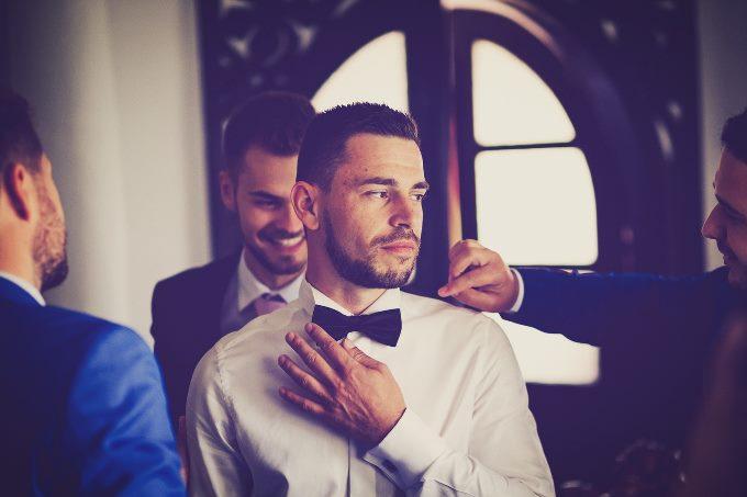Как организовать фотосессию утра жениха?
