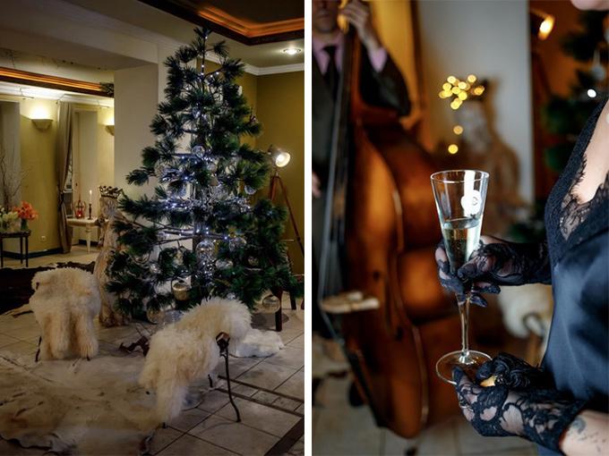 Новогодняя ночь в бутик-отеле Воздвиженский
