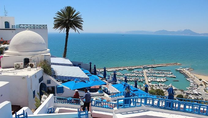 Медовый месяц в Тунисе