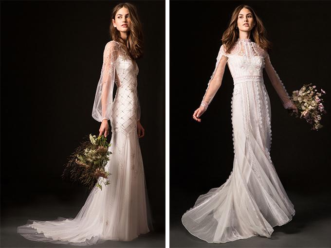 Свадебные платья Temperley London 2019