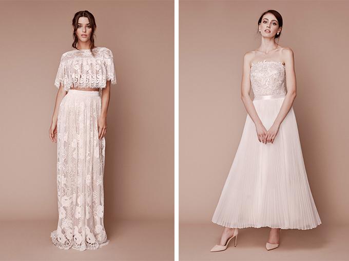свадебные платья TADASHI SHOJI