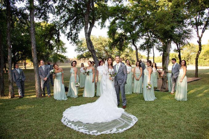 Репетиция свадьбы