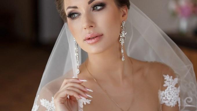 Свадебный макияж 2019
