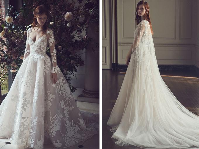 Американский свадебный бренд Monique Lhuillier