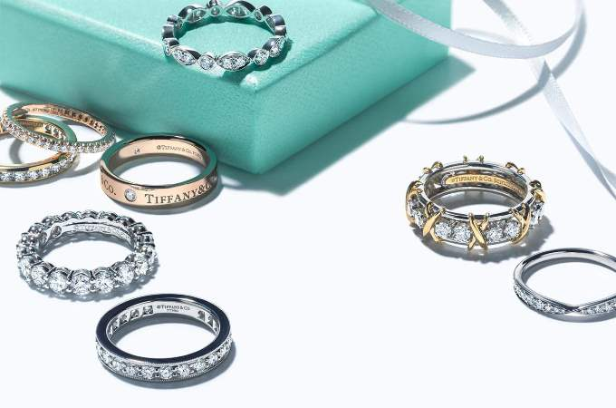 Обручальные кольца 2019