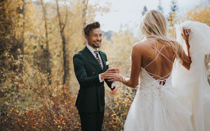 Свадьба в стиле Casual